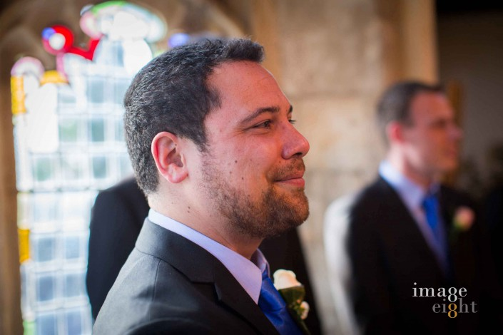 groom Montsalvat wedding